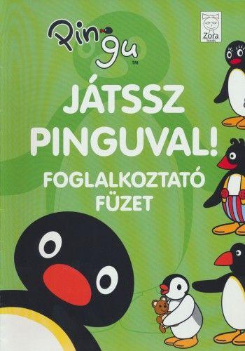 Pingu - Játssz Pinguval!