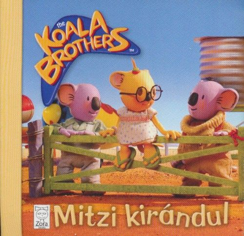 Koala Brothers - Mitzi kirándul -  pdf epub
