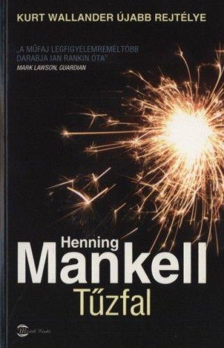 Tűzfal - Henning Mankell pdf epub