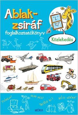 Ablak-zsiráf foglalkoztató - Közlekedés