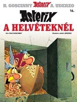Asterix 16. - Asterix a Helvéteknél