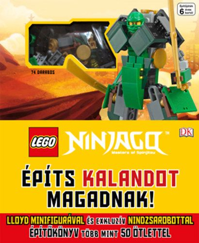 LEG Ninjago - Építs kalandot magadnak!