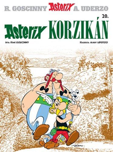 Asterix 20. - Asterix Korzikán