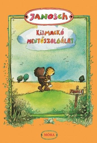Kismackó Mentőszolgálat - Janosch pdf epub