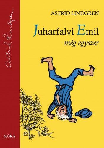 Juharfalvi Emilmég egyszer - Astrid Lindgren pdf epub