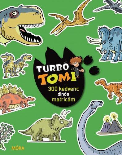 Turbó Tomi - Móra könyvkiadó pdf epub