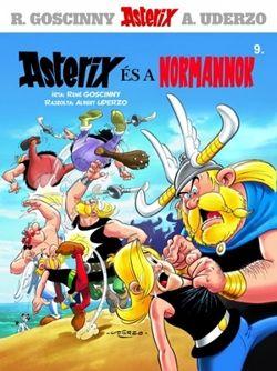 Asterix 9. - Asterix és a Normannok - René Goscinny |