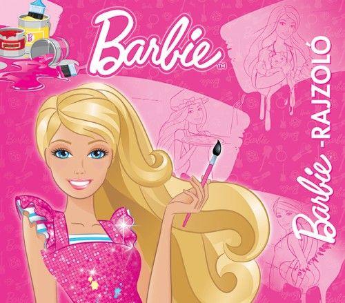 Barbie - Barbie-rajzoló -  pdf epub