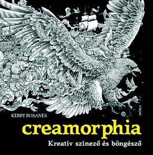 Creamorphia - Kreatív színező és böngésző - Kerby Rosanes pdf epub