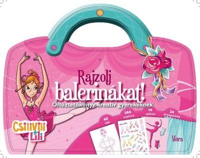 Csilivili Lili - Rajzolj balerinákat!