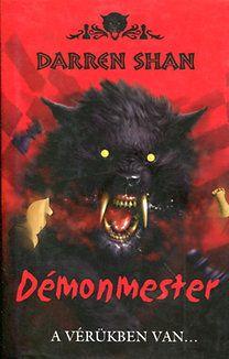 Démonmester - A vérükben van... - Darren Shan |