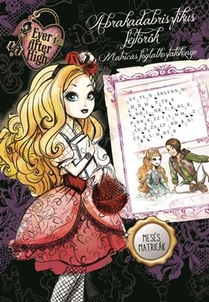 Ever After High – Abrakadabrisztikus fejtörők -  pdf epub