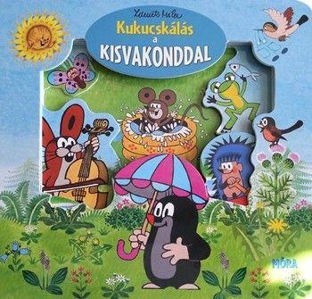 Kukucskálás a kisvakonddal - Zdeněk Miler pdf epub