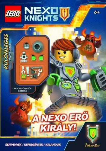 LEGO Nexo Knights – A Nexo erő király -  pdf epub