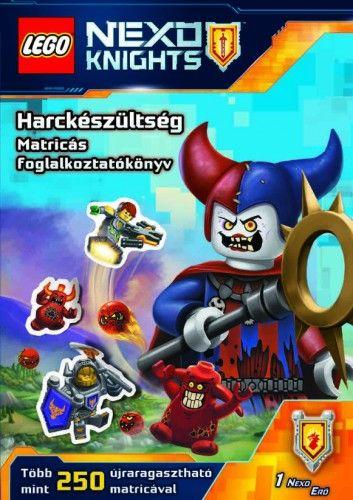LEGO Nexo Knights - Harckészültség