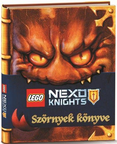 LEGO Nexo Knights – Szörnyek könyve -  pdf epub