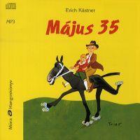 Május 35 - Hangoskönyv - MP3