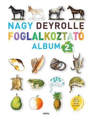 Nagy Deyrolle foglalkoztató album 2. -  pdf epub