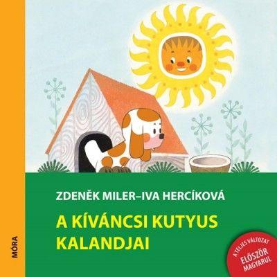 A kíváncsi kutyus kalandjai - Iva Hercikova pdf epub