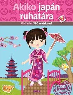 Csini babák - Akiko japán ruhatára