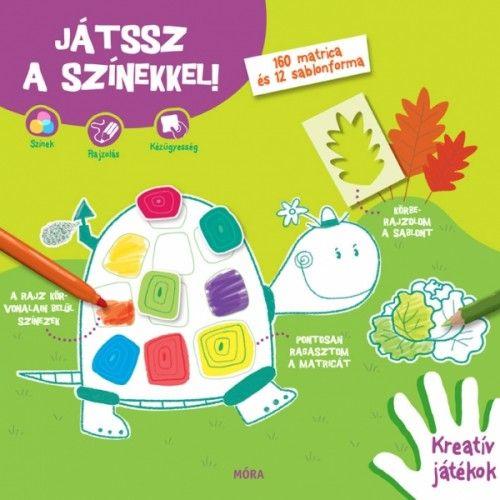 Játssz a színekkel! - Móra könyvkiadó pdf epub
