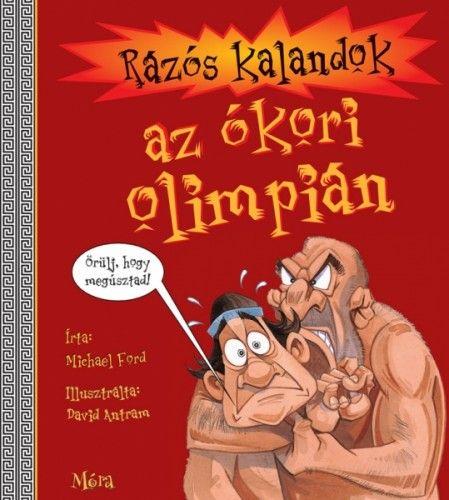 Rázós kalandok az ókori olimpián - Michael Ford pdf epub