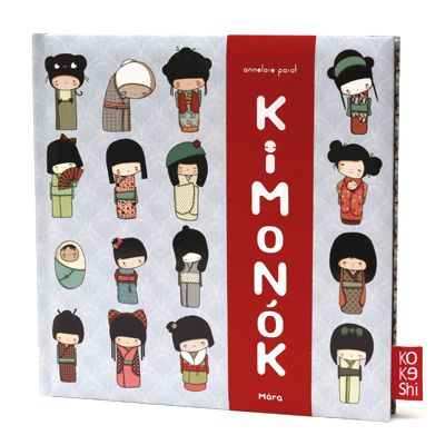 Kimonók - Annelore Parot pdf epub