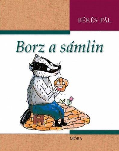 Borz a sámlin - Békés Pál pdf epub