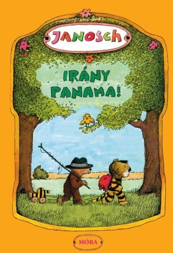 Irány Panama! - Janosch pdf epub