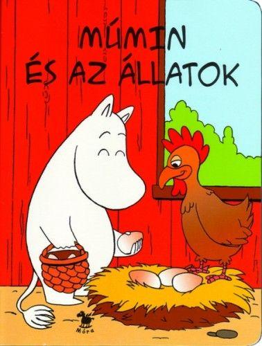 Múmin és az állatok - Móra könyvkiadó pdf epub