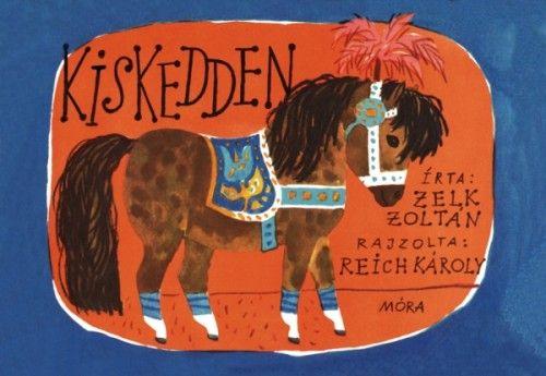 Kiskedden - Zelk Zoltán |