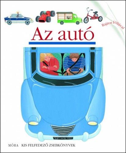 Az autó - ClaudeDelafosse pdf epub