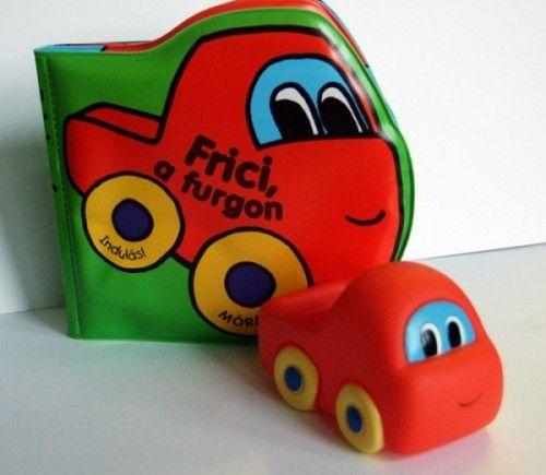 Frici, a furgon - Móra könyvkiadó pdf epub