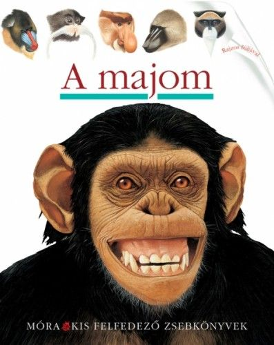A majom - Jame's Prunier pdf epub