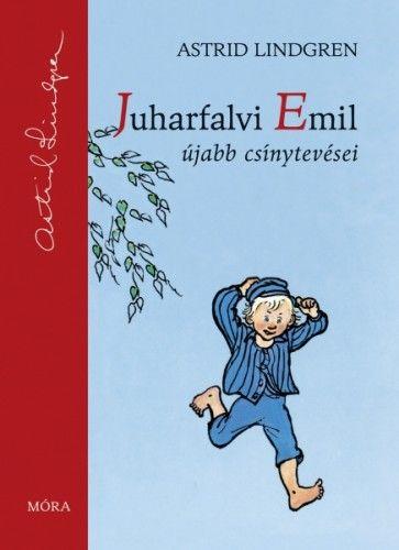 Juharfalvi Emil újabb csínytevései - Astrid Lindgren pdf epub