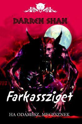Farkassziget - Darren Shan pdf epub