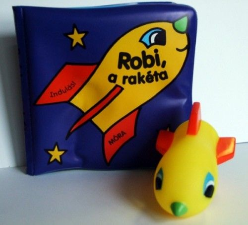 Robi, a rakéta - Móra könyvkiadó pdf epub