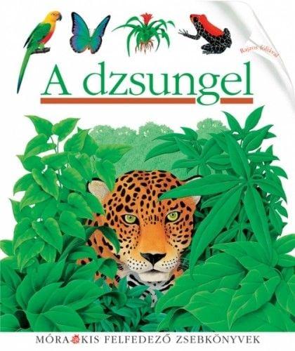A dzsungel - Tüske-Hegedüs Andrea pdf epub