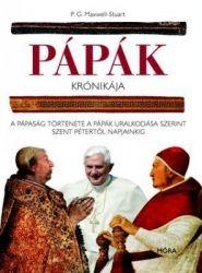 Pápák krónikája - P. G. Maxwell-Stuart |