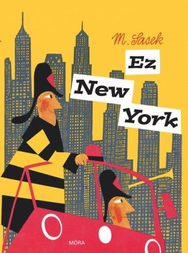 Ez New York - Miroslav Sasek pdf epub
