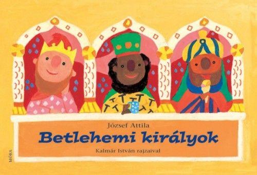 Betlehemi királyok - József Attila pdf epub