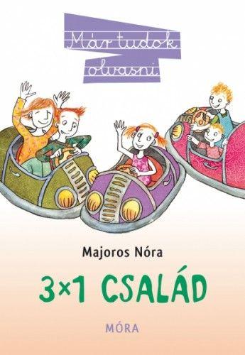 3x1 család - Majoros Nóra pdf epub