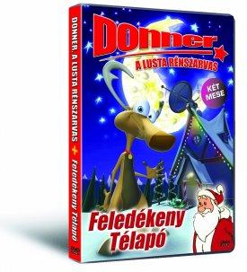 Donner a feledékeny télapó - DVD