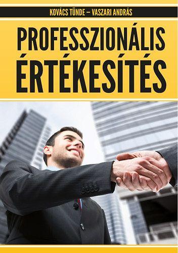 Professzionális értékesítés - Kovács Tünde pdf epub