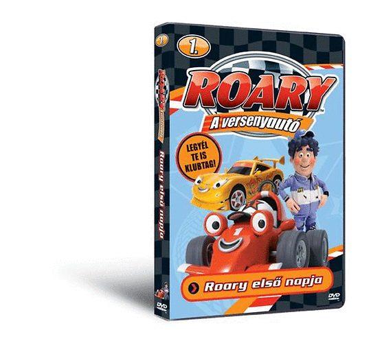 Roary a versenyautó 1. - Roary első napja - DVD