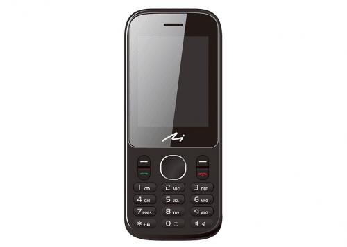 Navon BT S02 mobiltelefon - fekete