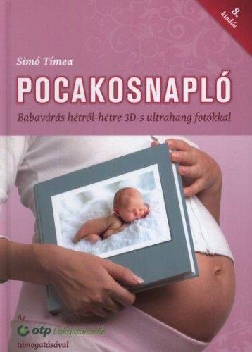 Pocakosnapló - Babavárás hétről-hétre 3D-s ultrahang fotókkal