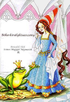 Béka- királykisasszony