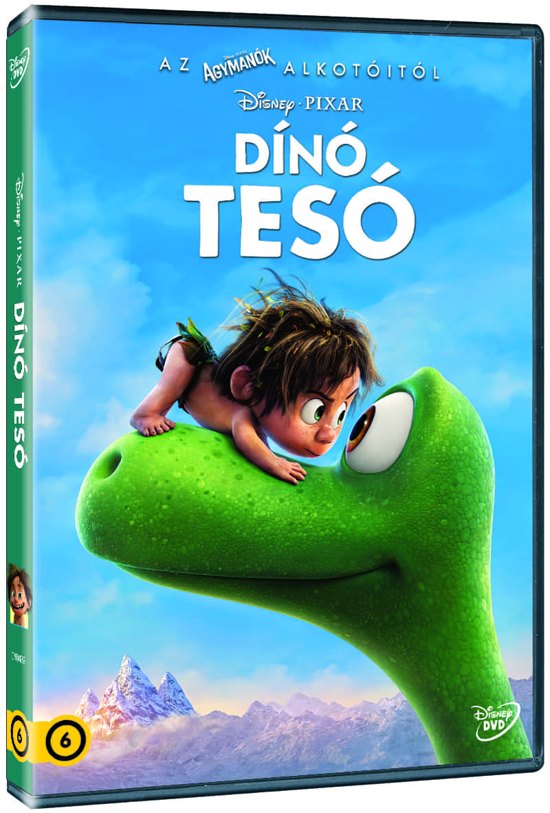 Dínó tesó - DVD