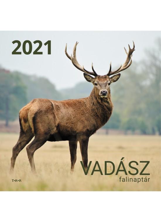 Vadász falinaptár - 2021